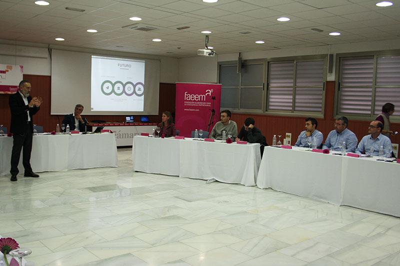 Desayunos FAEEM: la adaptación al mercado del 'modelo Almería'