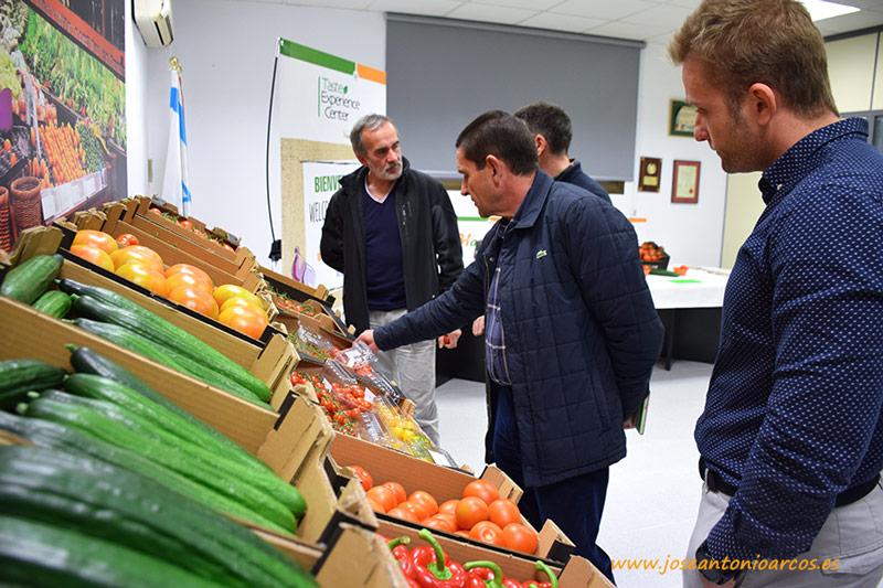 Agroponiente en el Taste Room de Hazera en Almería.