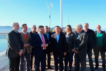 Fotovoltaica y eólica en los regantes de Huércal-Overa