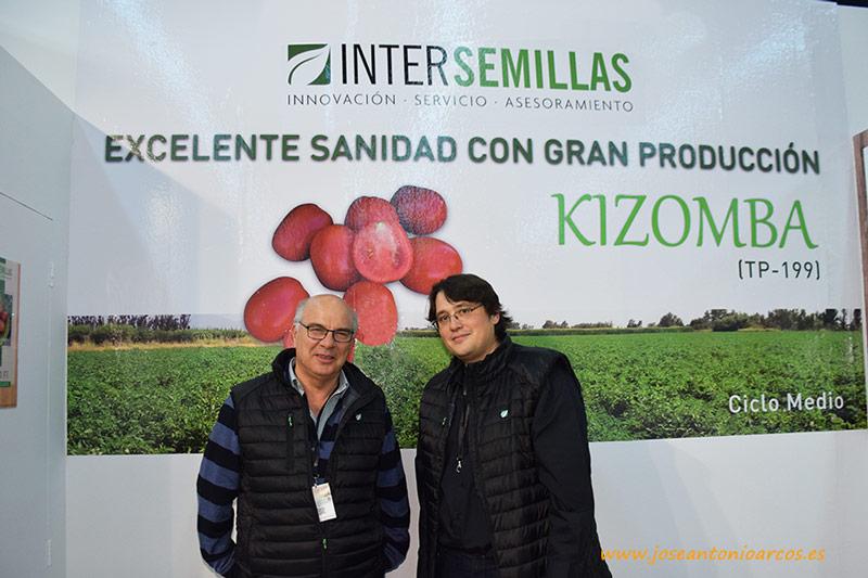 Santiago Pérez y Manuel Sánchez. Intersemillas.