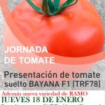 Día 18 de enero. Jornada de tomate de Takii Seed