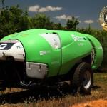 Nuevo avance en la 'agricultura de precisión': el smartomizador
