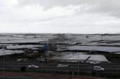 Un tornado cruza El Ejido el día de Reyes (vídeo)