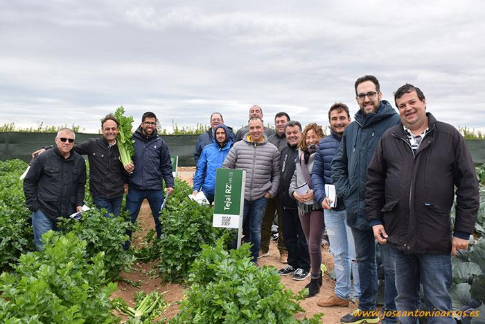 Agrocenter en las jornadas de Rijk Zwaan.