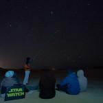 Astro-ruta el 3 de marzo por Cabo de Gata