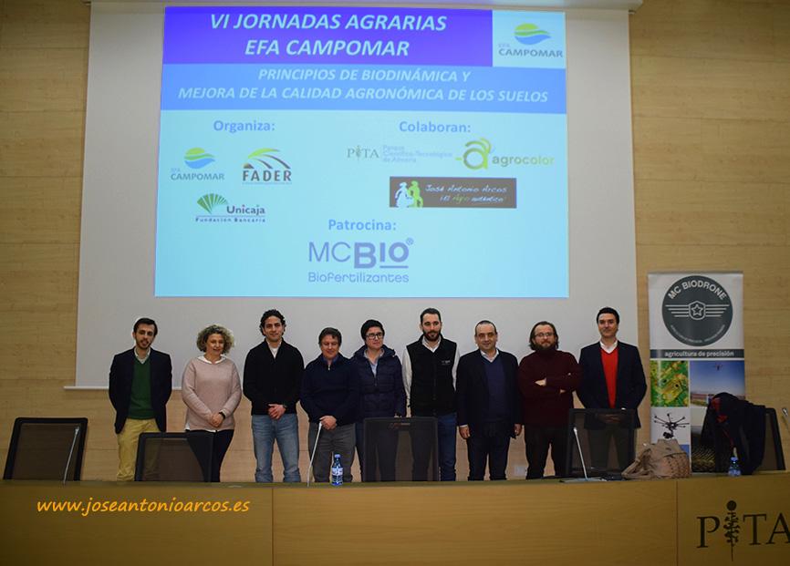 Los agricultores almerienses multiplican por tres sus solicitudes para entrar en biodinámica