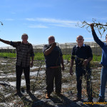 El derribo de nuevos invernaderos anima el paro en la costa de Granada