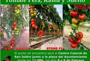 Días 8 y 9 de febrero. Jornadas de tomate de LLavors Horta/Huertasem