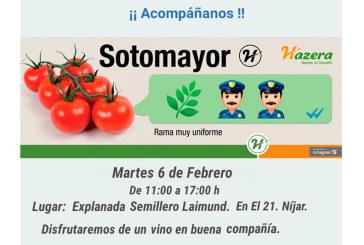 Día 6 de febrero. Jornada de tomate de Hazera