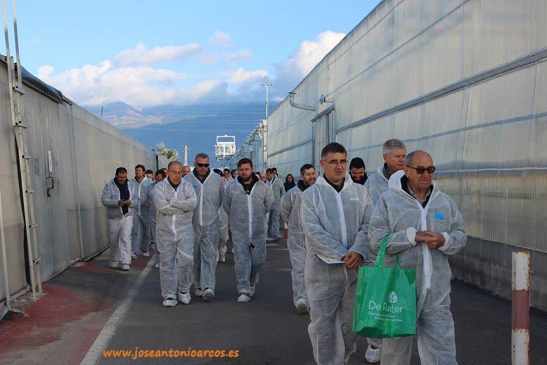 Jornada de Puertas Abiertas de Seminis en Tierras de Almería.