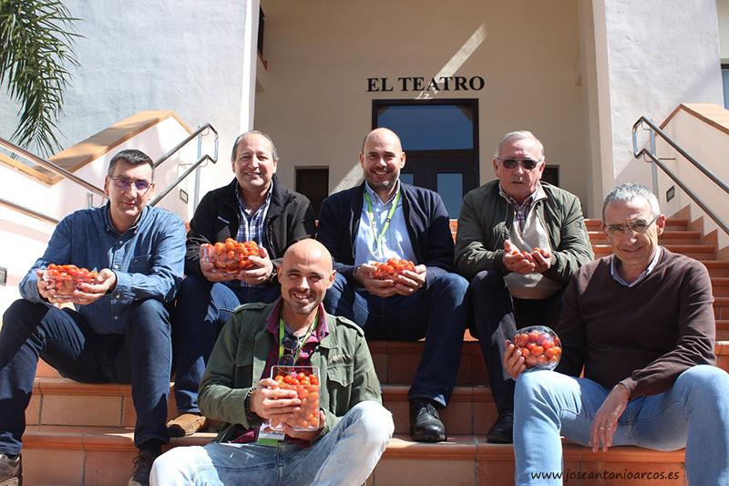 Playa Granada saborea los cherry pera Santyplum y Bosco