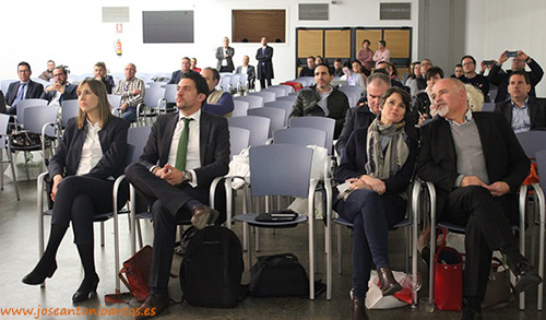 Evento sobre agricultura sostenible de Trichodex en Almería.