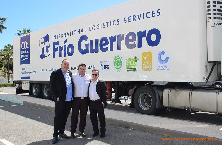 International Logistics Services Frío Guerrero