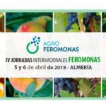 Días 5 y 6 de abril. IV Jornadas Internacionales de Feromonas. Almería