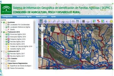 Se actualiza el Sigpac para identificar parcelas agrícolas