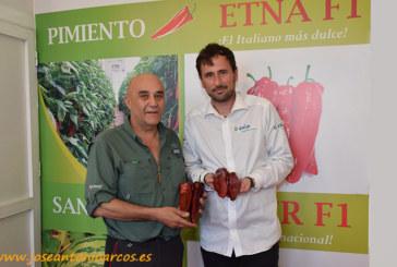 Axia introduce sus primeras variedades en Almería