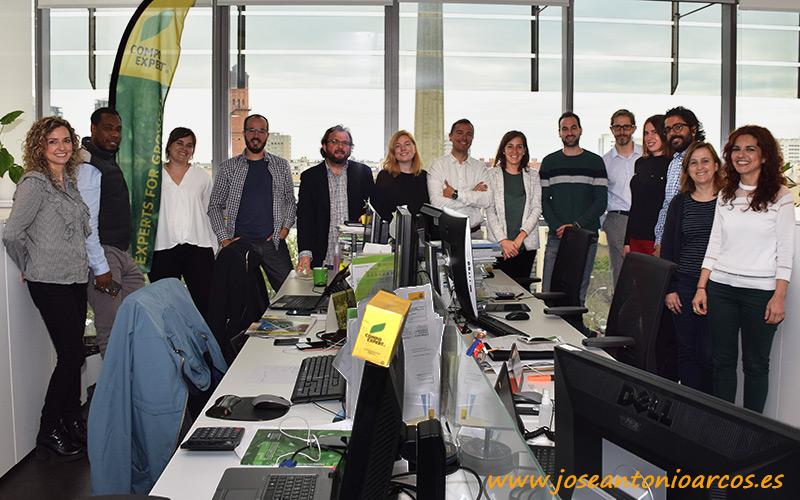 Oficina de COMPO Expert en Barcelona.