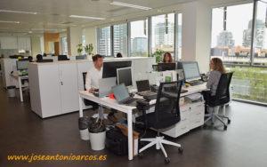 Oficinas de COMPO Expert en Barcelona.