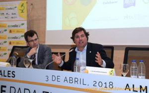 Presidente de Ecovalia, Álvaro Barrera.