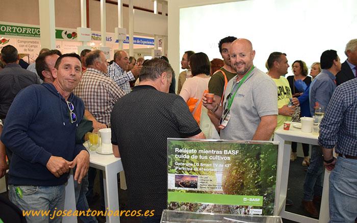 Expolevante 2018. Campohermoso, Níjar, Almería, agricultura.