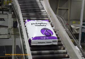 Hakaphos, uno de los productos estrella de COMPO Expert (NPK de alta calidad).