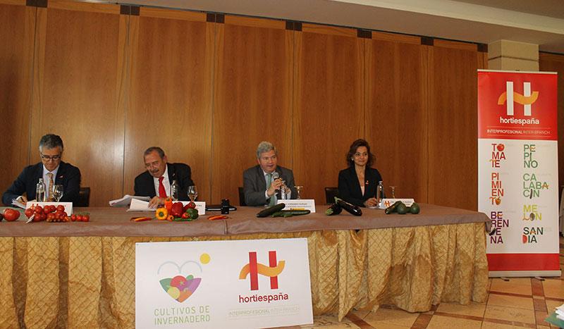Hortiespaña propone una entente con Interprofesionales del resto de Europa