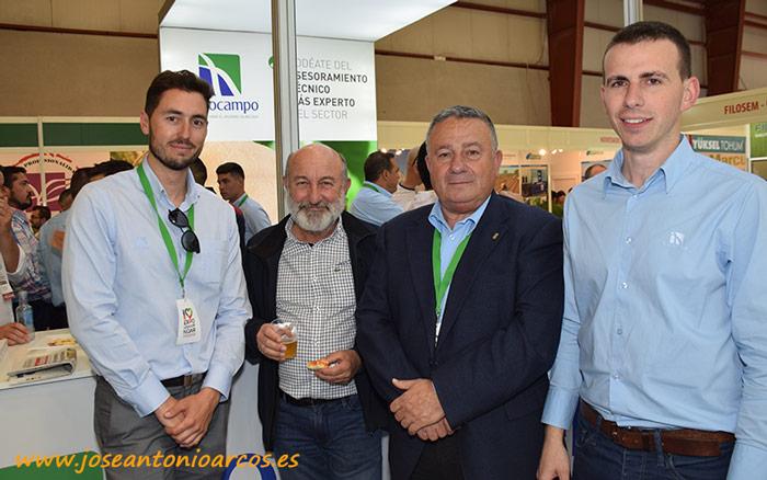 Hortocampo en Expolevante 2018.