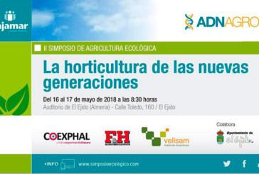Días 16 y 17 de mayo. II Simposio de Agricultura Ecológica