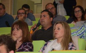 Jornada de Enza Zaden en el PITA de Almería.