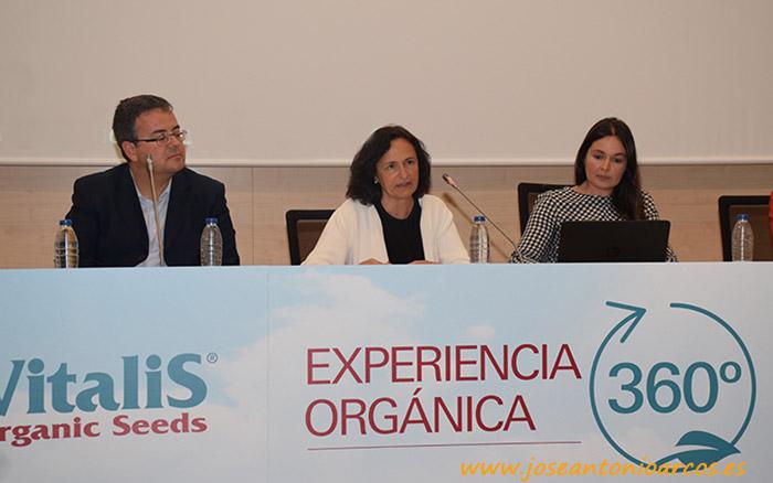 Mª Dolores Raigón, SEAE/Universidad Politécnica de Valencia.