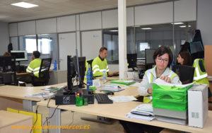 Fábrica de producción de fertilizantes de COMPO Expert en Castellón.