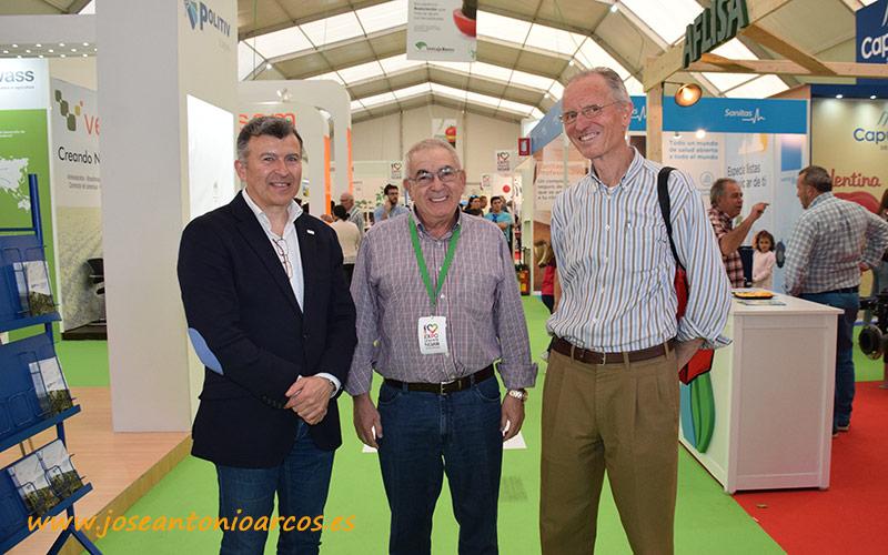 Los agrónomos de Levante otorgan a Alejandro Faus el premio Excelencia Profesional