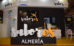 Sabores de Almería en Alimentaria 2018.