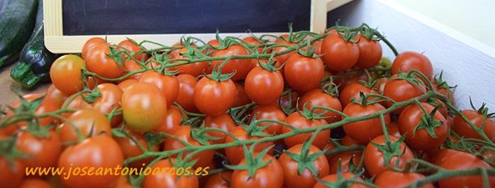 Tomate cherry Talentum de HM Clause.