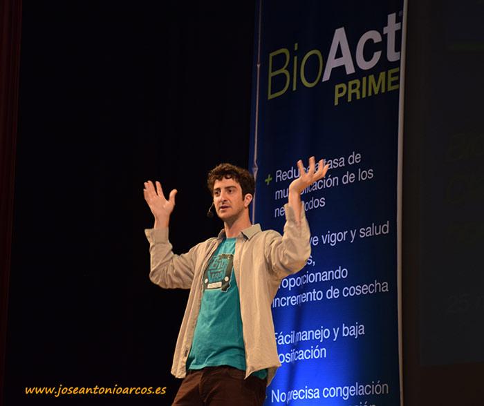 Alberto Vivó, de la empresa Big Van.