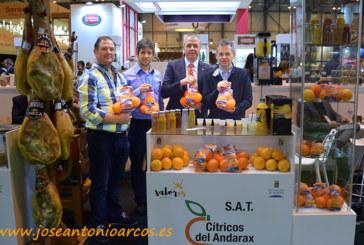 Cítricos del Andarax innova con smoothies de frutas