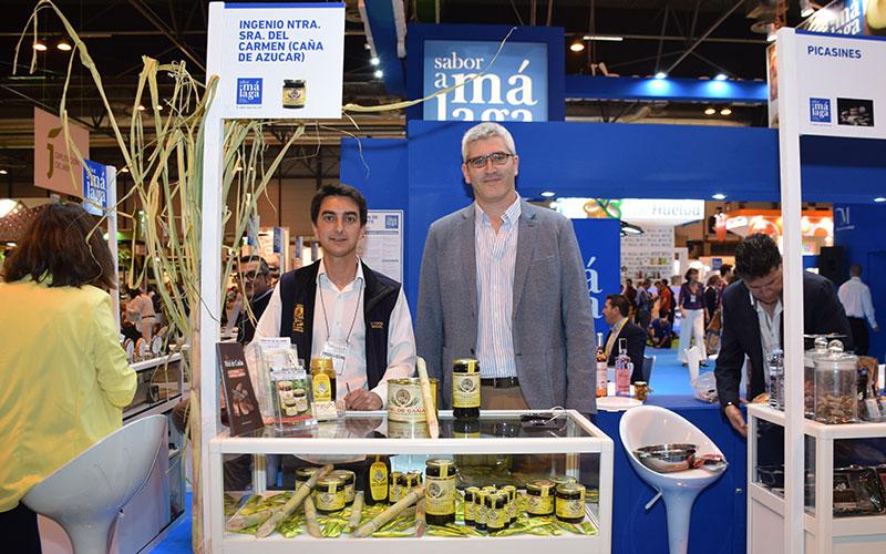 Miguel Rodríguez y Javier Mesa. Ingenio Nuestra Señora del Carmen.