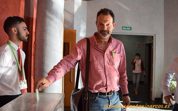 Jesús Rincón, maestro entre maestros. Agricultor ecológico.