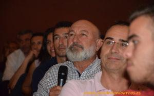 Técnicos y agricultores en el Maestro Padilla de Almería.