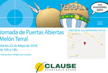 Día 22 de mayo. Jornada de melón de Clause