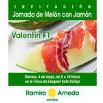 Día 4 de mayo. Jornada de melón  de Ramiro Arnedo