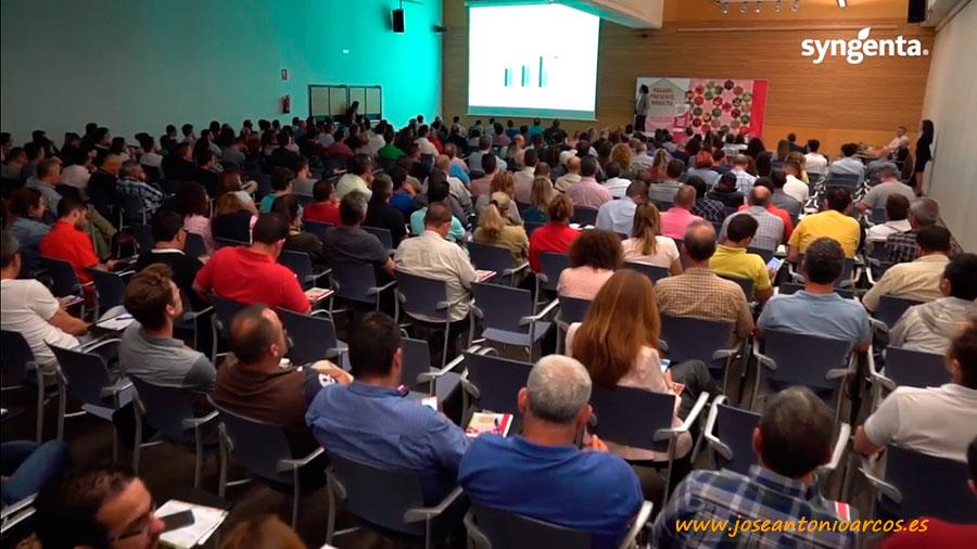 Presentación de Minecto Alpha en Almería (vídeo)