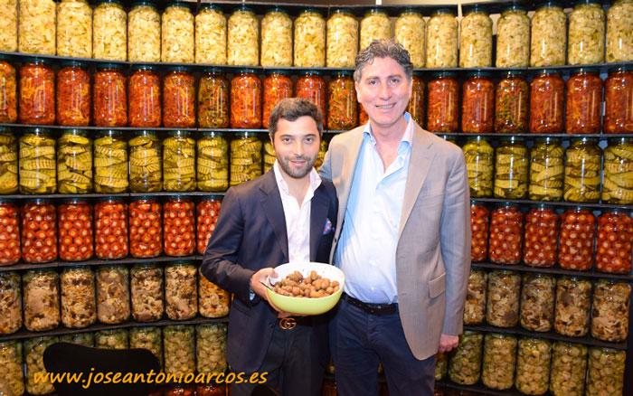 Giulio Marino y Aldo Rinaldi. Orto Mediterráneo.