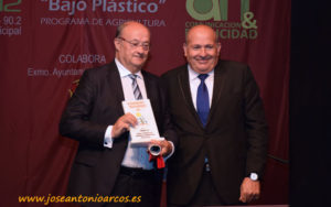 Premios Bajo Plástico 2018. Radio Luz. SAT Agroris.