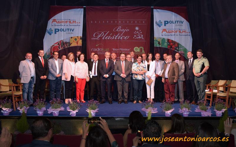 Premios Bajo Plástico 2018. Radio Luz.