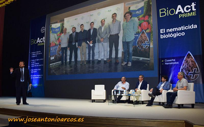 El control biológico bajo suelo. Bayer lanza el nematicida BioAct Prime