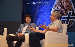 Jesús Hernández y Jordi Fullana.