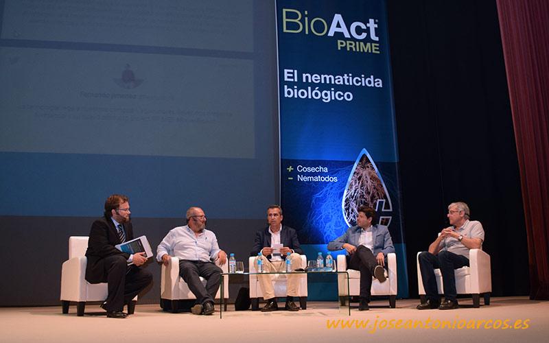 BioAct y Nematool. Bayer CropScience en Almería.