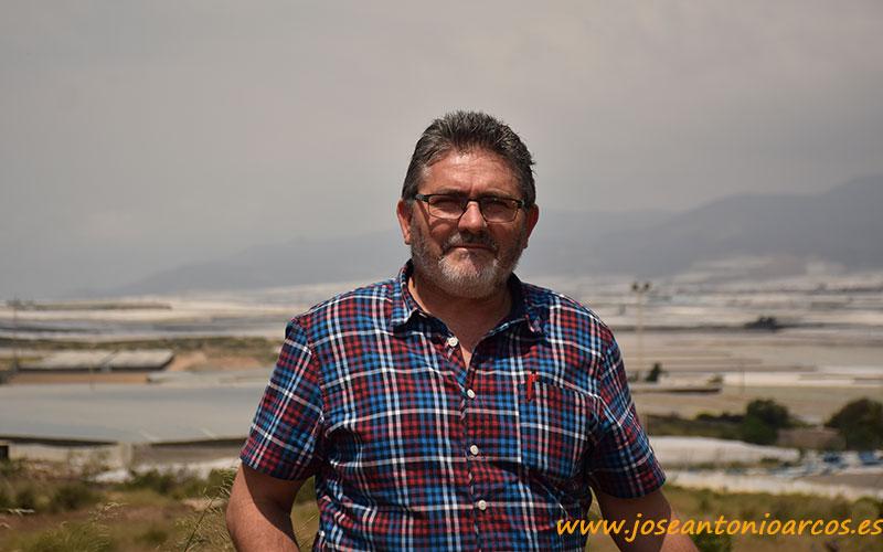 Ramón Rizo, agricultura ecológica Canarias, Aguasol.