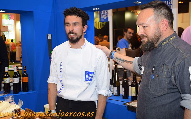 Sabor a Málaga es aguacate, aceite de Periana o azúcar de caña